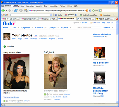 Flickr Web 2.0