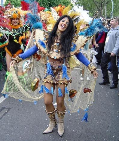 berlin Karneval der Kulturen 2008 bilder