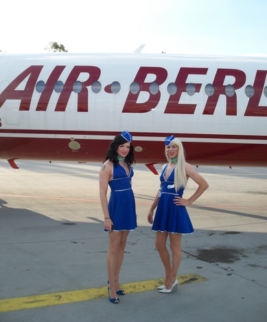 Air Berlin Stewardessen