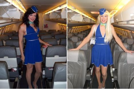 Stewardess Bilder