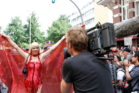 Videos CSD Hamburg 2008