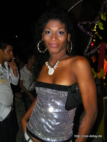 Travestie in Kuba