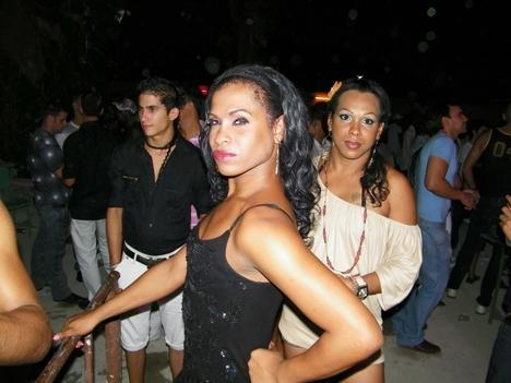 Dragqueen Show Havanna
