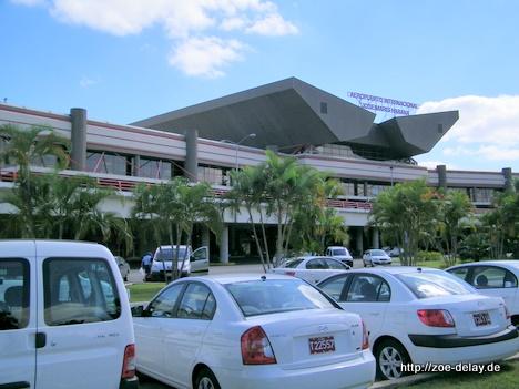 Jose Marti Flughafen Havanna Kuba