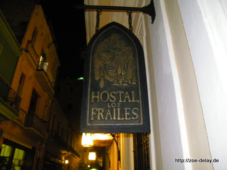 Hostal Los Frailes