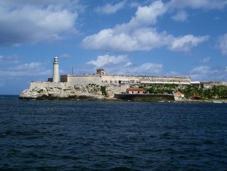 castillo del morro kuba