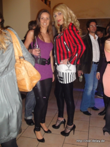fashion rock night aftershow party