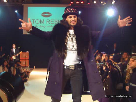 tom rebl @ berlin Fashion week