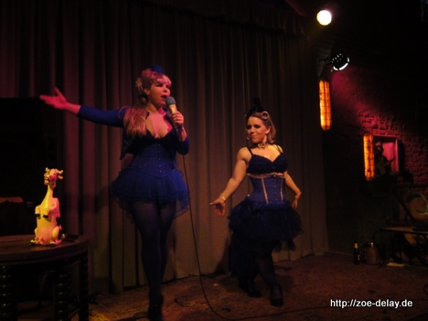 Freak Burlesque Circus