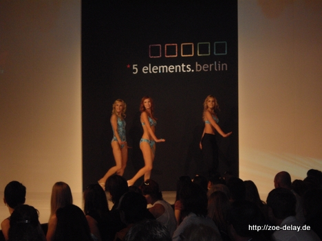 5 elements Fashionshow