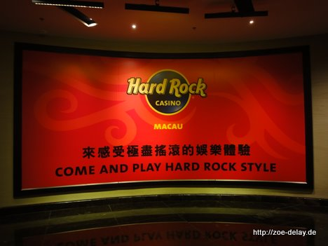 hard rock hotel Macao