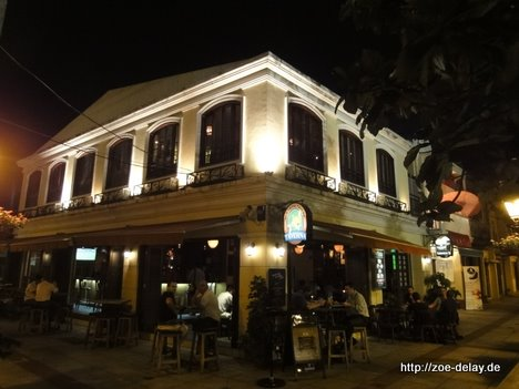 Pub in Macao
