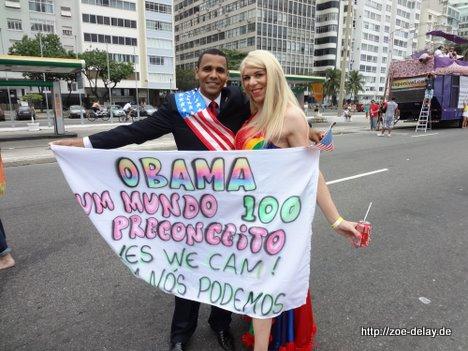 barack obama gay pride