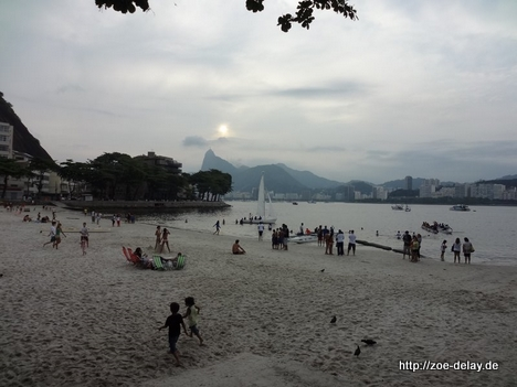 strand urca