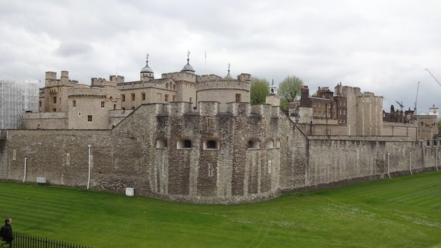 Tower Of London & die Kronjuwelen