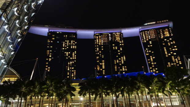 Marina Bay Sands Casino – Singapur