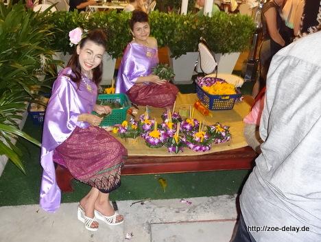 Lichterfest Bangkok