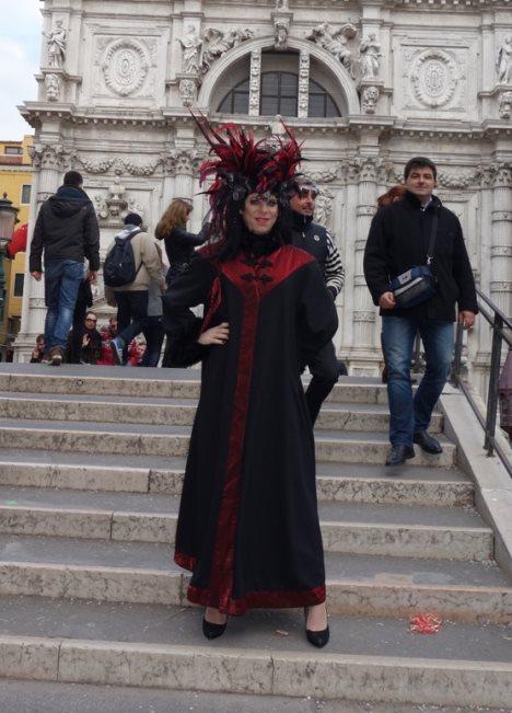 Karneval Venedig Kostüm