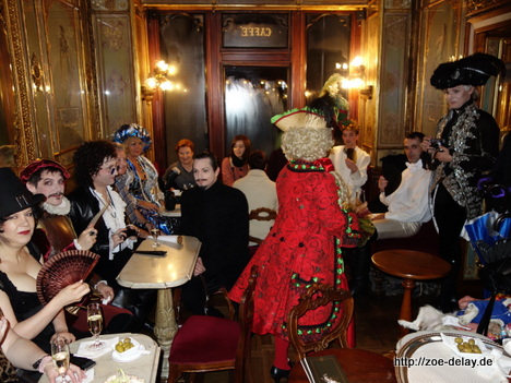 Cafe Florian Venedig