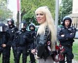 Berlin bleibt Bunt – NPD Demo in Berlin Kreuzberg äääh Mitte