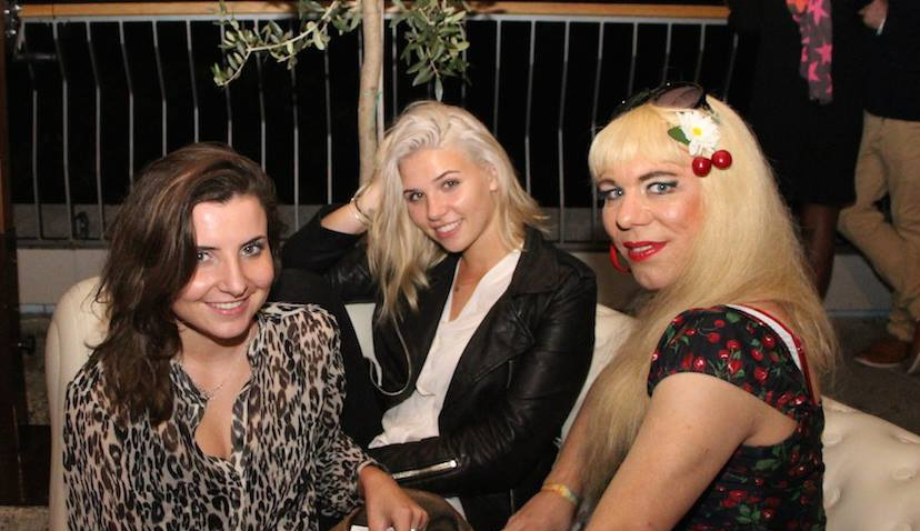 Lena Hoschek Runway, BBB & Aftershow Party