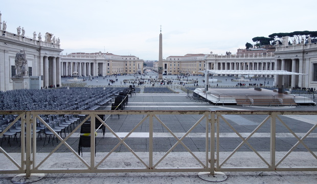 Petersdom & Vatikan
