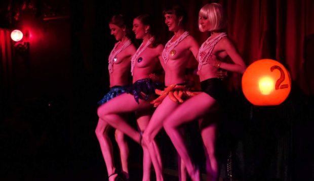 Die'Glamouresque @ Ballhaus Berlin
